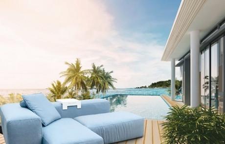Spa-Lounge-Möbel