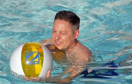 Gesundes Schwimmvergnügen im Magnesiumbad