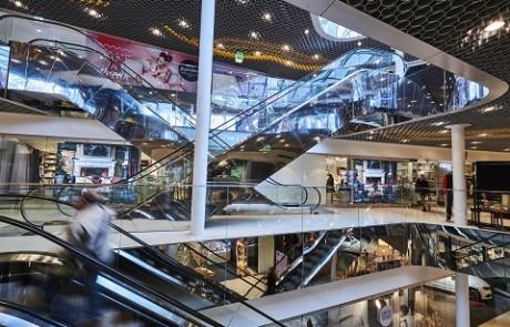 Mint Architecture: Neuinszenierung des Shoppingcenters INSIDE
