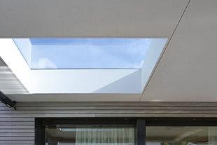Composite Glazing – «Spirituelle» Glasoberlichter