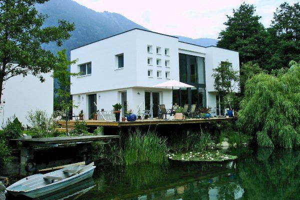 Ökologische Gebäudedämmung