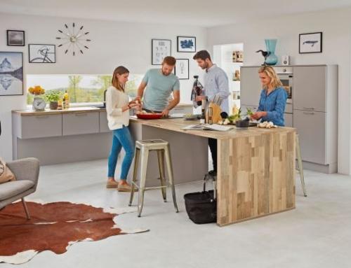 Küche im Voraus planen