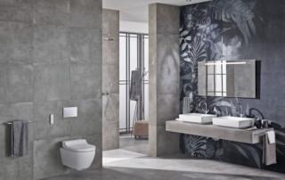 Dusch-WC zu Hause testen
