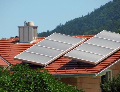 Energieverbraucher zum Energieerzeuger