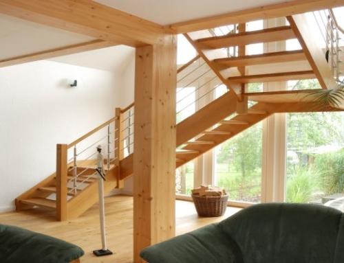 Raumwunder unter der Treppe-Treppen in neuem Design