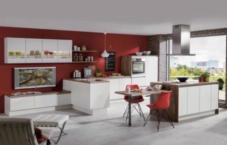 Gemütliche Essplätze direkt in der Küche einrichten