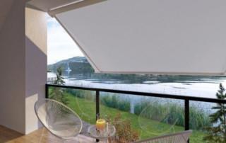 Balkone richtig einrichten
