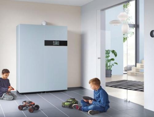 Mini-Heizkraftwerk im Eigenheim-Mehr Effizienz, weniger Kohlendioxid