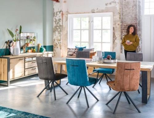 Möbel darf man auch mischen