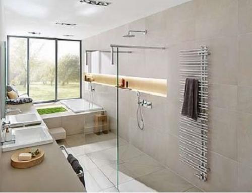 Mehr Platz im Bad durch Sanierung