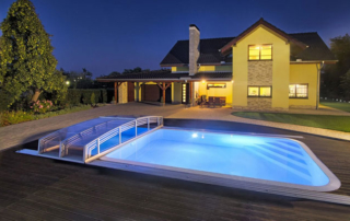 Schwimmbecken Systeme von Albixon