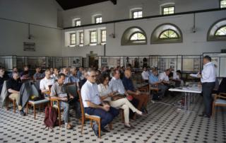 Vereinsversammlung von Holzenergie Schweiz