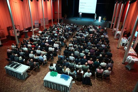 Wohnbaugenossenschaften wollen wachsen. Erfolgreiches Forum des gemeinnützigen Wohnungsbaus