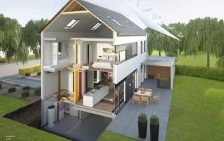 Aktuelle Markttrends in der Kontrollierten Wohnraumlüftung